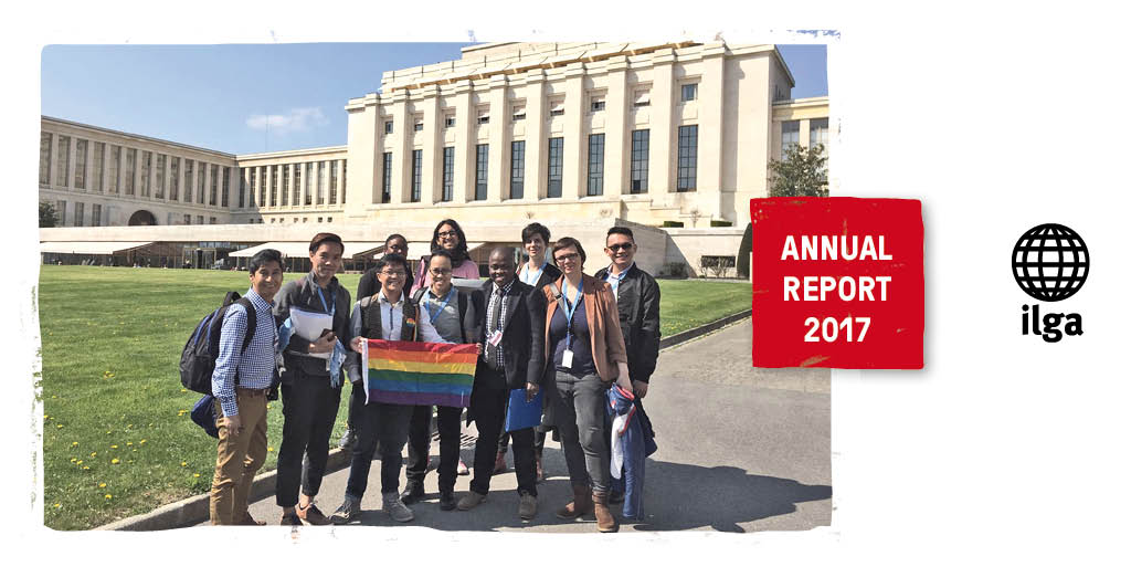 ILGA Annual Report 2017