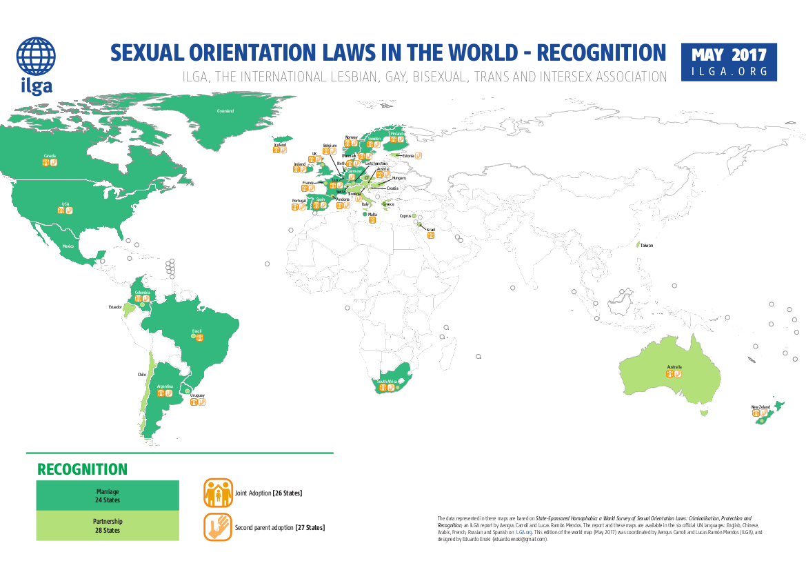 Maps sexual orientation laws ilga recognition gumiabroncs Gallery