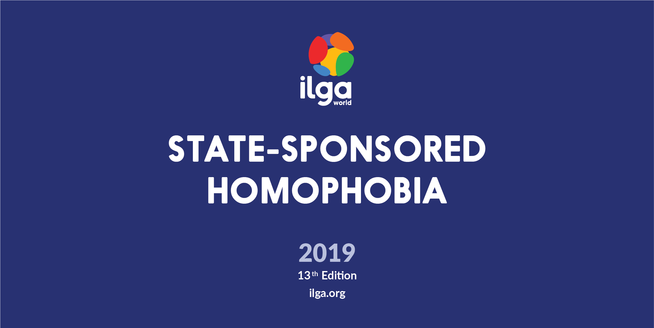 State-Sponsored Homophobia report: latest edition